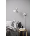 Kinkiet ARIGATO WALL SHORT Grupa Products - krótki, biały, odłączany przewód