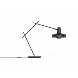 Lampa stołowa ARIGATO TABLE Grupa Products - czarna