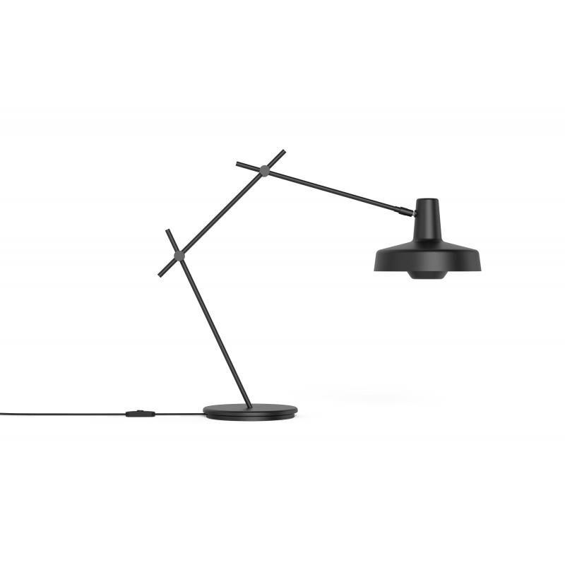Lampa stołowa ARIGATO TABLE Grupa Products - czarna