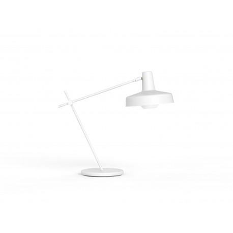 Table lamp ARIGATO TABLE PALACE Grupa Products - white