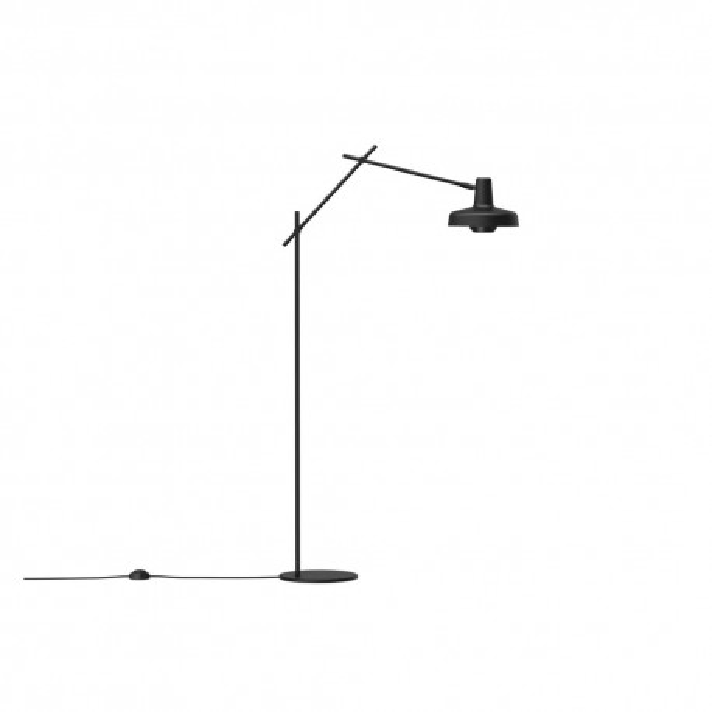 Floor lamp ARIGATO FLOOR Grupa Products - black
