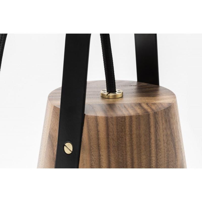 Lampa stojąca / Lampa wisząca LATARNIA HOP Design - czarna