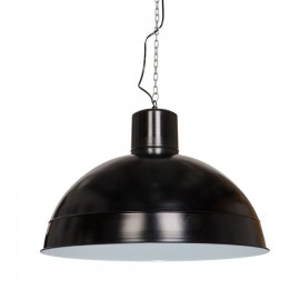 Industrial pendant lamp Dakota 60 cm Black LOFTLIGHT - black
