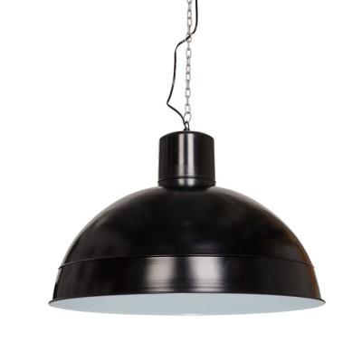 Industrialna lampa wisząca Dakota 60 cm Black LOFTLIGHT – czarna