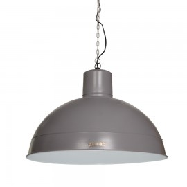 Industrial pendant lamp Dakota 60 cm Grey LOFTLIGHT - grey