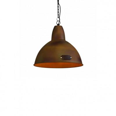 Industrialna Lampa wisząca Salina 35 cm Rusty LOFTLIGHT