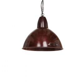 Industrial pendant lamp Salina 35 cm Bronze LOFTLIGHT - brown