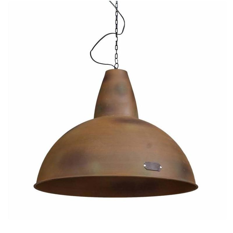 Industrialna lampa wisząca Salina 46 cm Rusty LOFTLIGHT