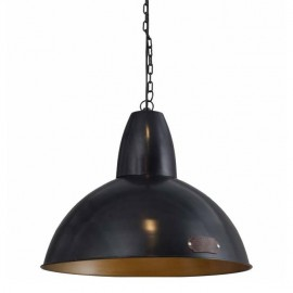 Industrial pendant lamp Salina 70 cm Black / Brass LOFTLIGHT - black / brass