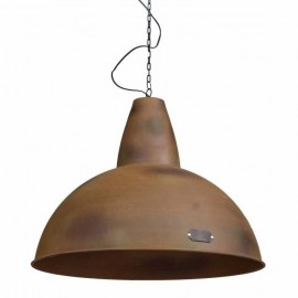 Industrial hanging lamp Salina 70 cm Rusty LOFTLIGHT