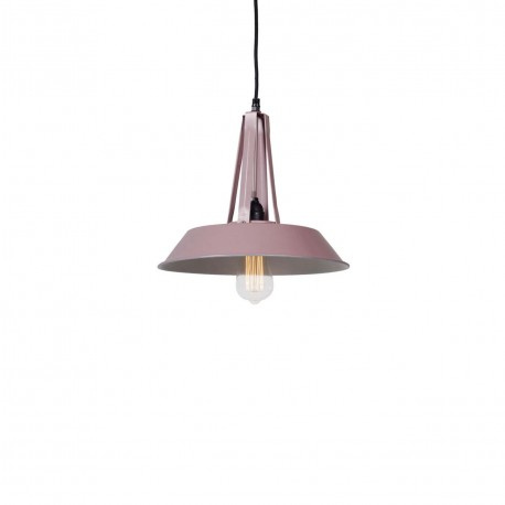 Industrial pendant lamp Tarta S Lilac LOFTLIGHT