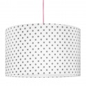 Grey Dots Lampshade Ø40cm