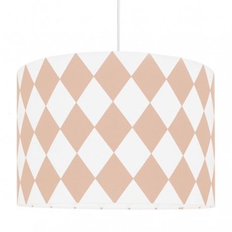 Rose Diamonds Lampshade  Ø40cm