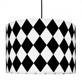 Black Diamonds Lampshade Ø40cm