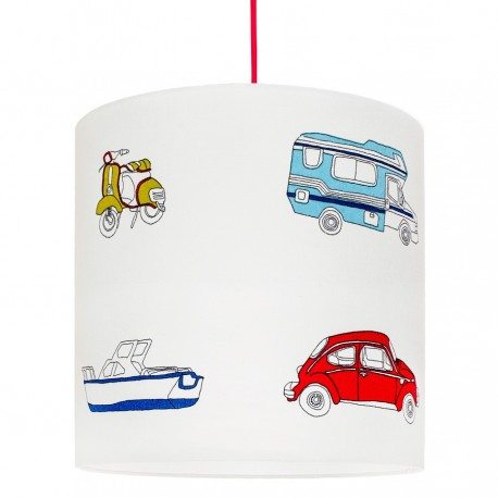 Cars Lampshade Ø32cm