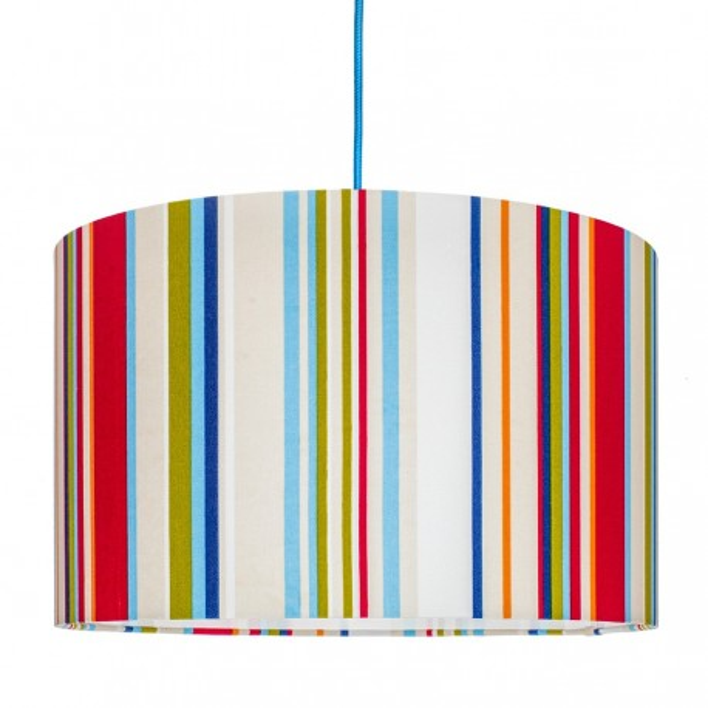 Colour stripes Lampshade Ø40cm