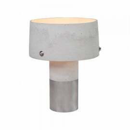 Betonowa lampa stołowa Talma Table LOFTLIGHT