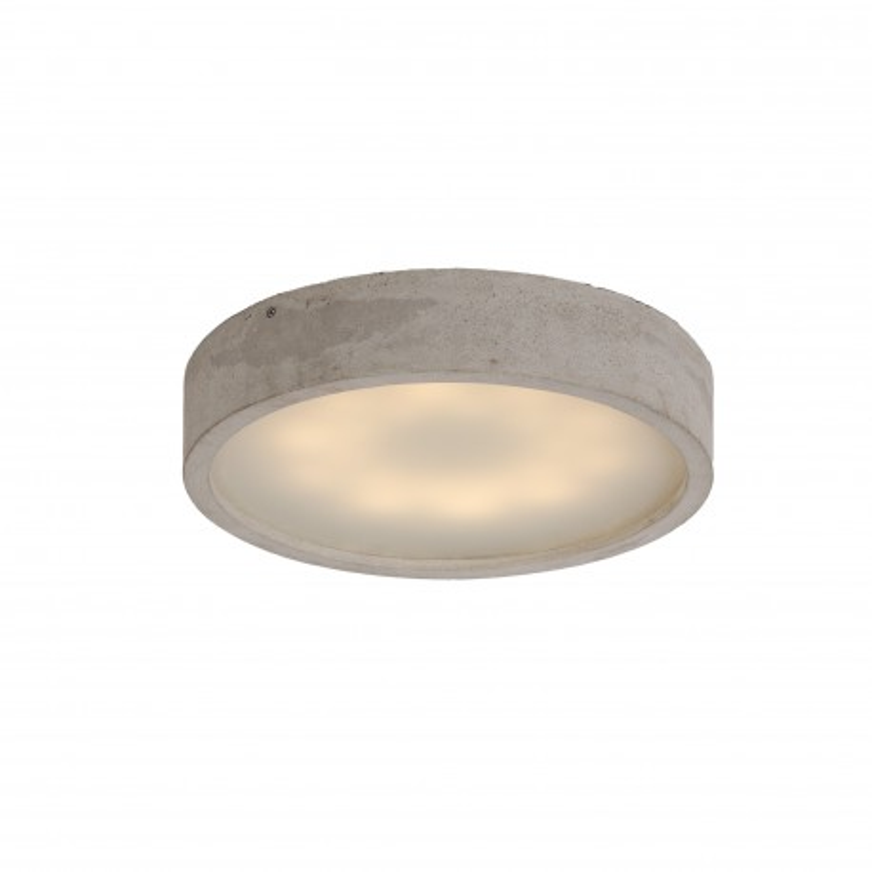 Betonowa Lampa sufitowa / plafon Plan 36 LOFTLIGHT