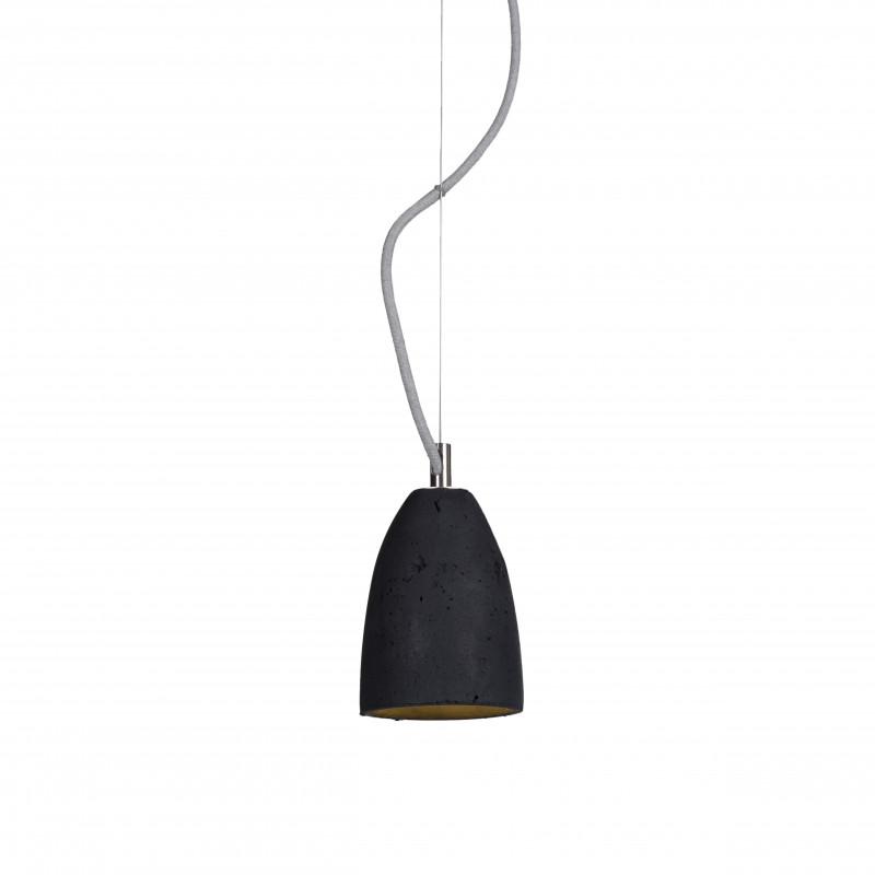Betonowa lampa wisząca Febe XS