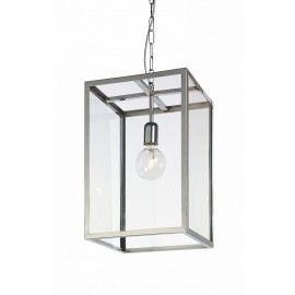 Vita M Pendant Lamp Chrome