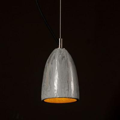 Concrete pendant lamp Febe XS Volcano LOFTLIGHT