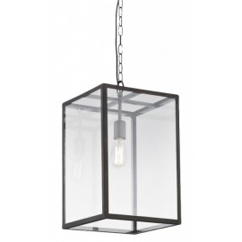 Vita M Pendant Lamp Brown