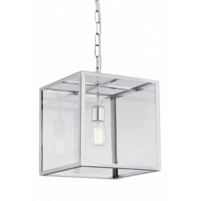 Vita S lampa wisząca chrom