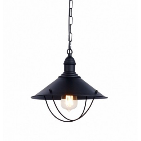 Cello Pendant Lamp Dark Brown