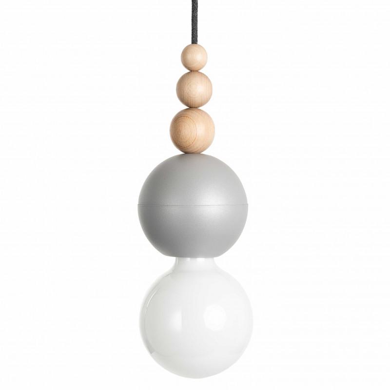 Loft Bala grey structural pendant lamp
