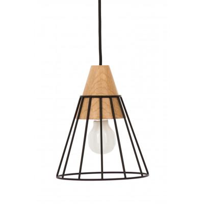 Pendant Lamp DRUU - M, black NUUA