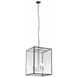 Vita L Pendant Lamp Brown