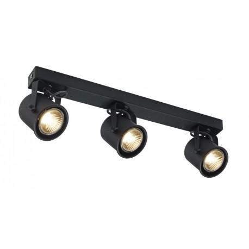 Alter 3 listwa reflektorków czarna