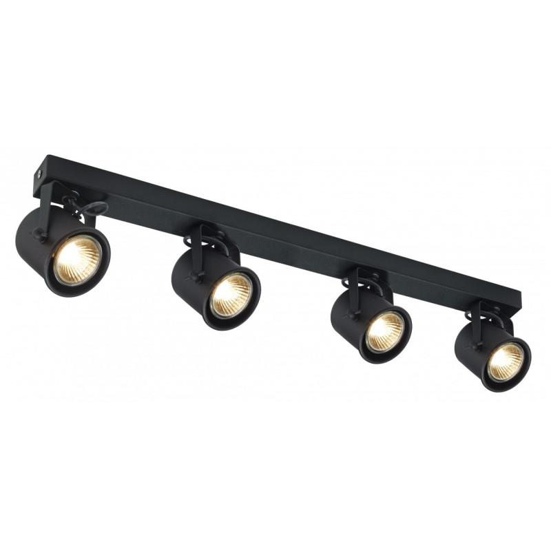 Alter 4 spotlight rail black