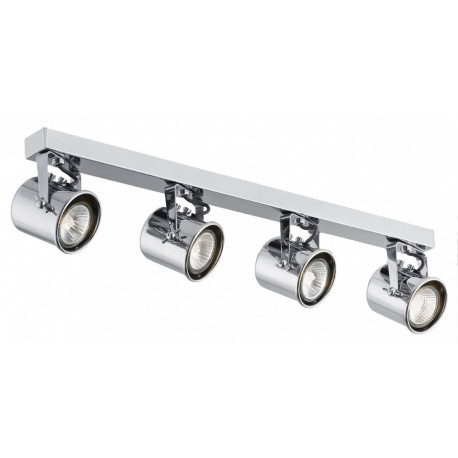 Alter 4 spotlight rail chrome