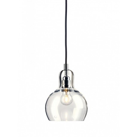 Longis I Pendant Lamp (black cable)