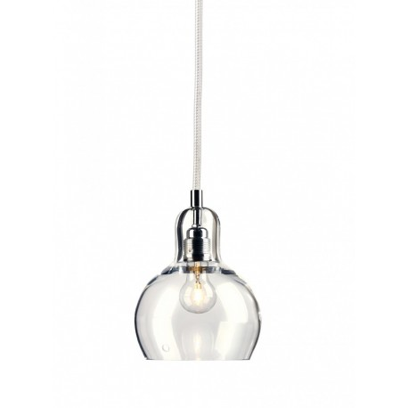 Longis I Pendant Lamp (white cable)