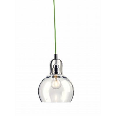 Longis I lampa wisząca (przewód zielony)