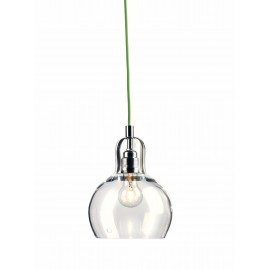 Longis I Pendant Lamp (green cable)