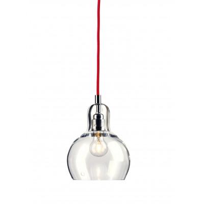 Longis I lampa wisząca (przewód czerwony)